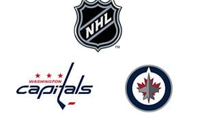 NHL Washington Capitals vs Winnipeg Jets Week 7
