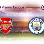 Premier League Arsenal vs Man City