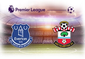 PL Everton vs Southampton