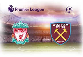 Premier League Liverpool vs West Ham