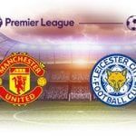 Premier League Man Utd vs Leicester
