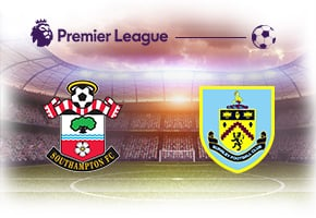 Premier League Southampton vs Burnley