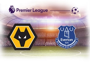 Premier League Wolves vs Everton