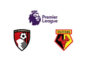 Premier League Bournemouth vs Watford