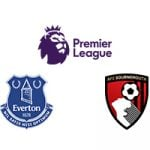 Premier League Everton vs Bournemouth