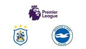 Premier League Huddersfield vs Brighton