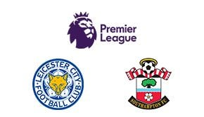Premier League Leicester vs Southampton