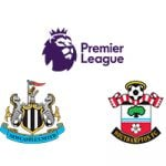 Premier League Newcastle vs Southampton