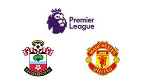 Premier League Southampton vs Man Utd