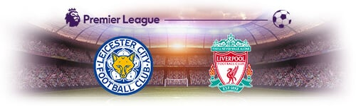 Premier League Leicester vs Liverpool