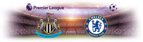 Premier League Newcastle vs Chelsea