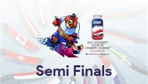 Ice Hockey World Championship Semi Finals