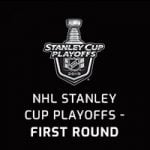 NHL Stanley Cup Playoffs First Round