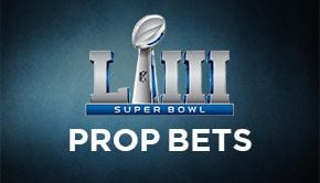 Super Bowl Prop Bets