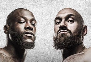 Tyson Fury vs Deontay Wilder Fury