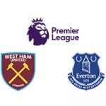 West Ham vs Everton Premier League