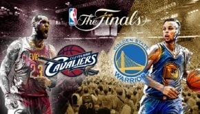 Cleveland Cavaliers vs. Golden State