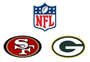 NFL San Francisco 49ers Vs Green Bay Packers