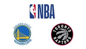 NBA Warrios vs Raptors Week 7