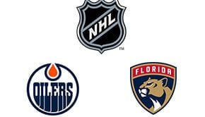 NHL Edmonton Oilers vs Florida Panthers Week 6
