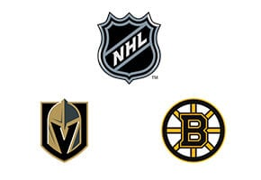 NHL Vegas Golden Knights vs Boston Bruins Week 6