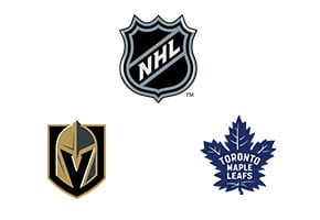 NHL Vegas Golden Knights vs Toronto Maple Leafs Week 6