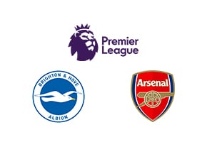Premier League Brighton vs Arsenal
