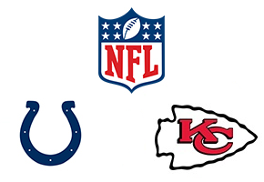 Colts@Chiefs Wild Card Round NFL