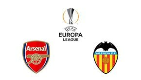 Arsenal vs Valencia Europa League