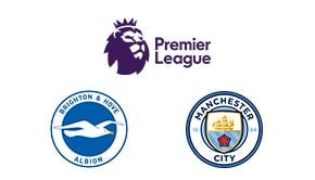 Brighton vs Man City Premier League
