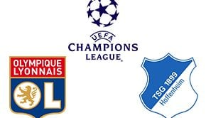 Champions League Lyon vs Hoffenheim