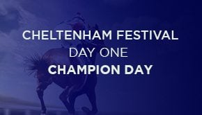 Cheltenham Festival Day One Champion Day