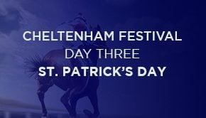 Cheltenham Festival Day Three St. Patrick's Day