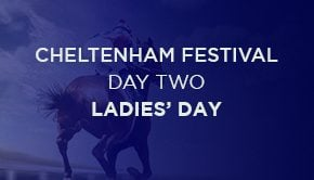 Cheltenham Festival Day Two Ladies Day