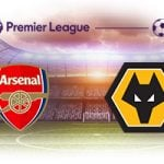 PL Arsenal vs Wolves