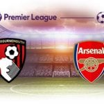 PL Bournemouth vs Arsenal