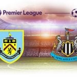 PL Burnley vs Newcastle
