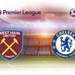 PL West Ham vs Chelsea
