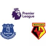 Premier League Everton vs Watford