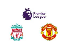 Premier League Liverpool vs Man Utd