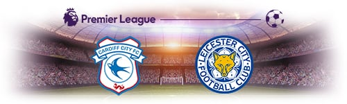 Premier League Cardiff vs Leicester