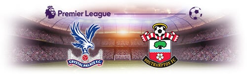 Premier League Crystal Palace vs Southampton