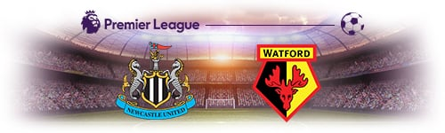 Premier League Newcastle vs Watford