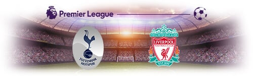 Premier League Tottenham vs Liverpool