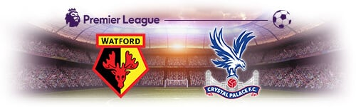 Premier League Watford vs Crystal Palace