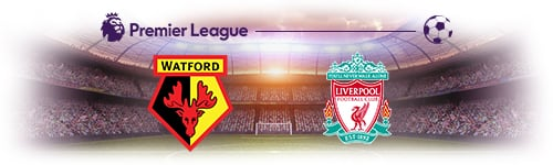 Premier League Watford vs Liverpool