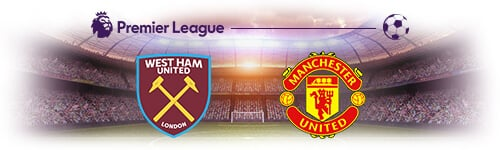 Premier League West Ham vs Man Utd