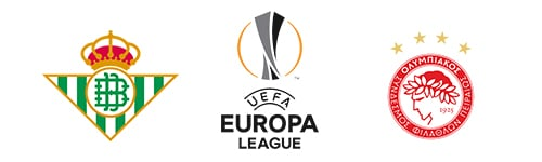 UEFA Europa League Real Betis vs Olympiacos