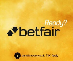 Betfair - Get Up To £100