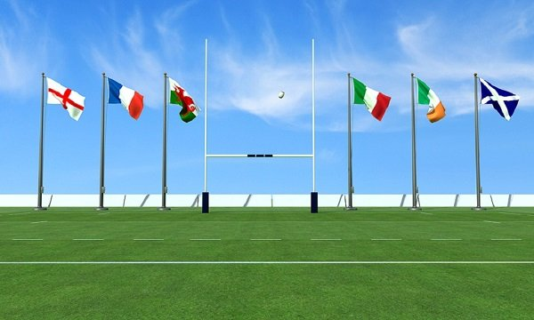 rugby - six nations